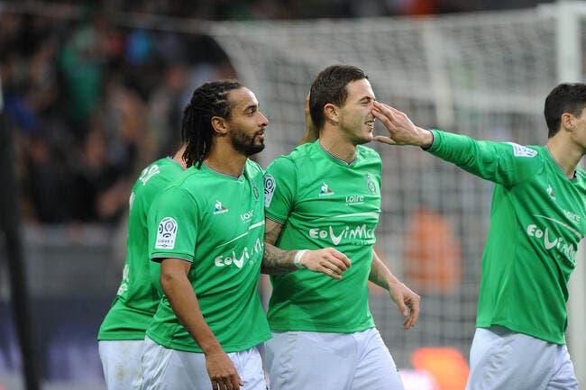 ASSE: Janot prévient l'OL, les Verts ne rigolent plus