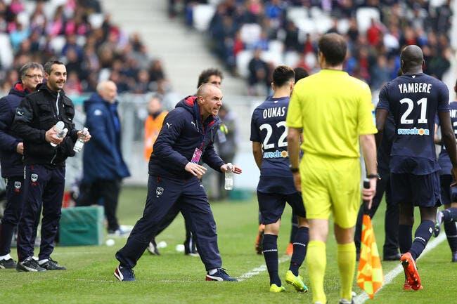 Bordeaux: Avec Chalmé, les Girondins vont souffrir