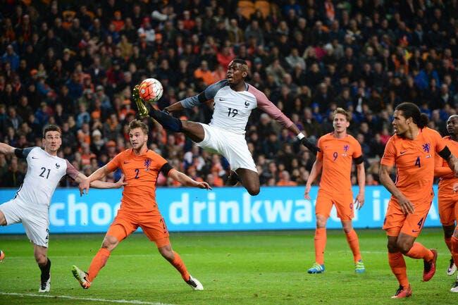 Matuidi offre la victoire aux Bleus face aux Pays-Bas