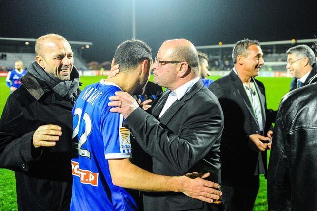 OL : Un club de L2 se propose d'aguerrir les Lyonnais