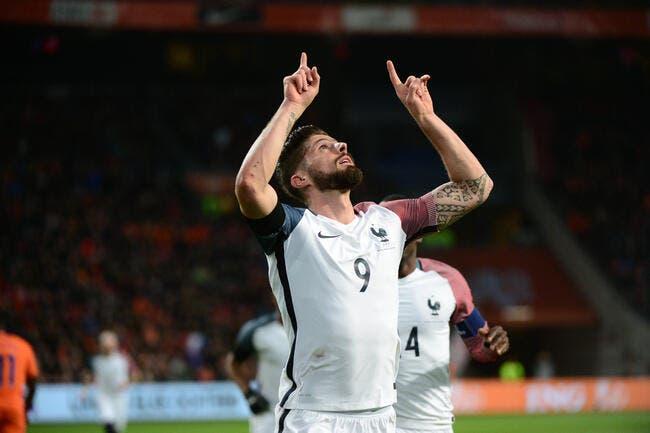 Pays-Bas - France 2-3