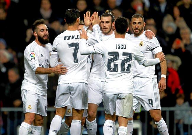 Real Madrid: Le Top6 des vendeurs de maillot
