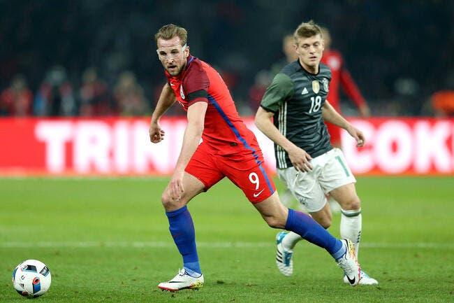 Et à la fin c'est l'Angleterre qui gagne...