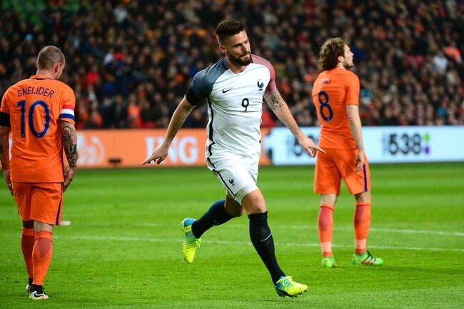 Pierre Ménès n'a même plus envie de tailler Giroud