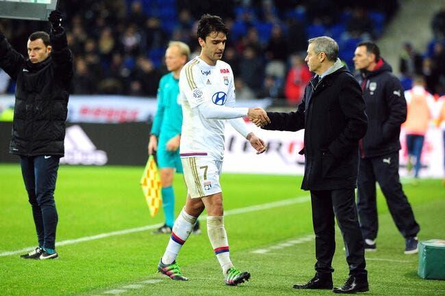 OL : Lyon persuadé d'avoir d'autres joueurs du niveau équipe de France