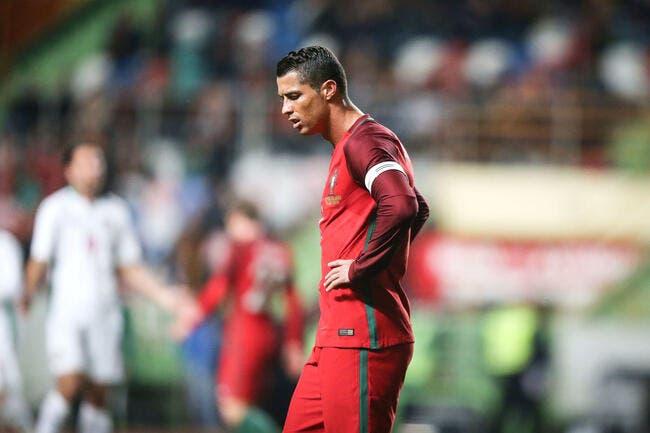 Cristiano Ronaldo, c'est «40-50 buts par an» et pas un guignol