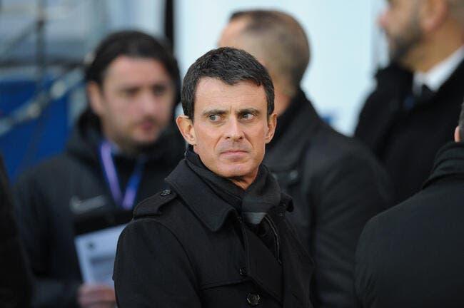 Euro 2016 : Valls promet des fan-zones ultra sécurisées