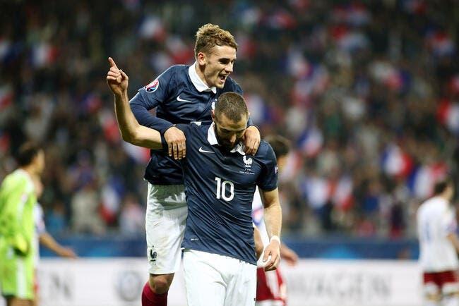 France : La FFF peut sanctionner Benzema, Griezmann est là...