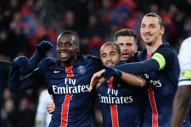 PSG : Lucas veut être toute sa carrière «champion mon frère» à Paris