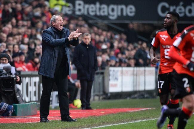 Rennes : Courbis rêve de créer l'Atlético Madrid version Bretagne