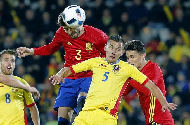 Roumanie - Espagne 0-0