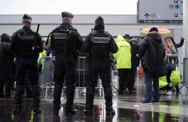 France-Russie: Les grandes mesures déployées au Stade de France