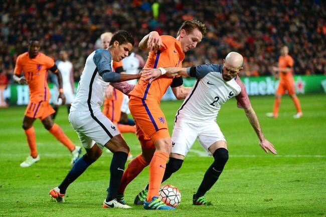 France: Varane, Jallet, Digne… Leur niveau inquiète Rothen
