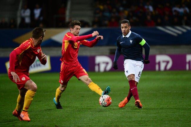 Les Bleuets lâchent deux points contre la Macédoine