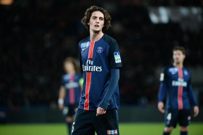 PSG: Finir sa carrière à Paris? Rabiot n'y pense même pas