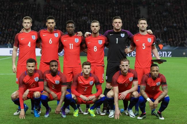 Angleterre - Pays-Bas : les compos