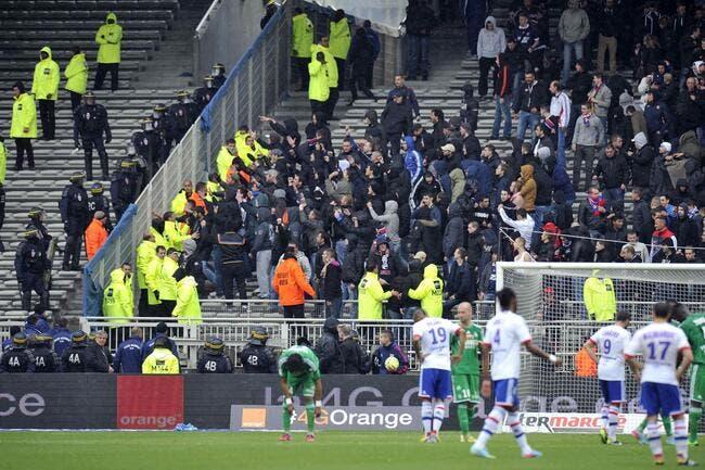 OL-ASSE : Un an de prison pour un supporter de Lyon qui a tabassé un fan des Verts