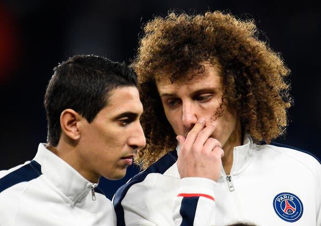 PSG : David Luiz sur la touche ? Le sujet n'est plus tabou