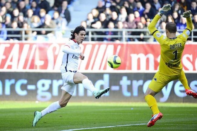 PSG: L'énorme effort de la Juventus pour convaincre Cavani