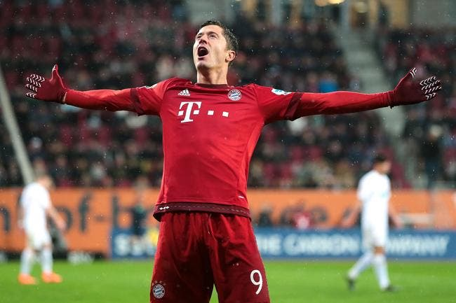 PSG : Lewandowski va prolonger au Bayern Munich jusqu'en 2021 !