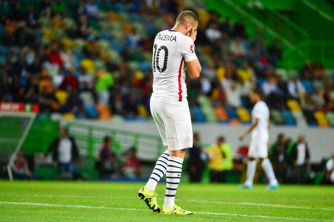 France: Benzema le boulet de Deschamps, Larqué y va cash