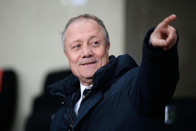 OL : Lacombe fixe un objectif très clair à Lyon
