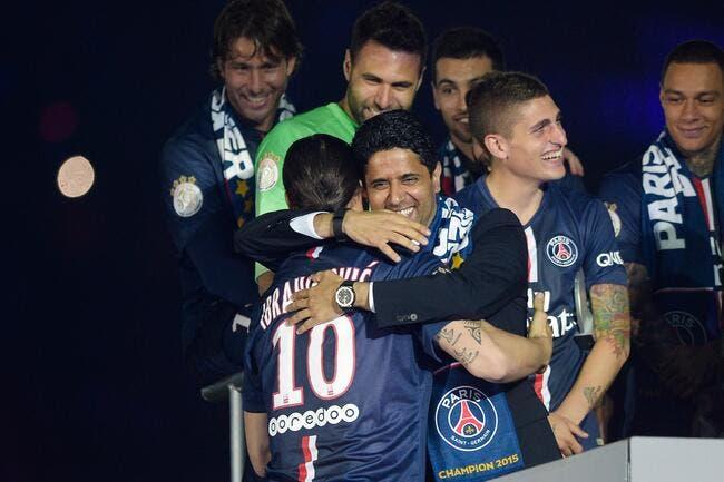 PSG : Et si Ibrahimovic était vexé par l'attitude de Paris ?