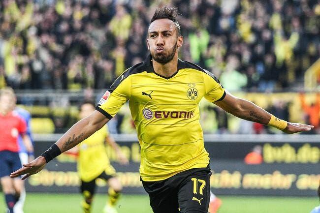 Real: Aubameyang rêve de Madrid, Dortmund réclame 100 ME!