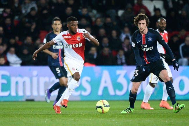ASM: Pour distancer l'OL et Nice, Monaco va passer à l'attaque