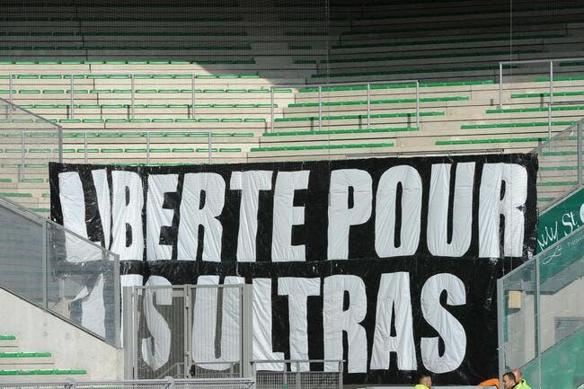 ASSE : Miracle, les Verts auront des supporters à Ajaccio