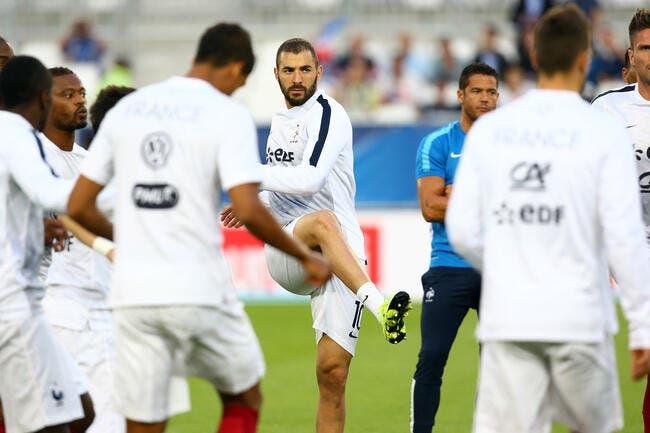 Benzema à l'Euro, 73 % des Français n'en veulent pas