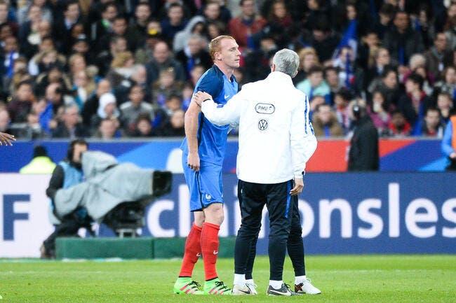 France: L'Euro 2016 s'éloigne pour Mathieu