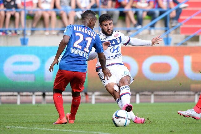 OL: Son retour une semaine plus tôt, Nabil Fékir le voulait !