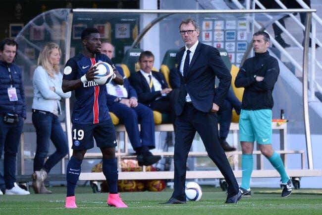 PSG: Toujours vexé, Blanc laisse une chance à Aurier