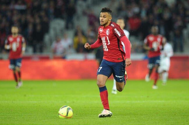 Boufal joueur du mois d'avril en Ligue 1