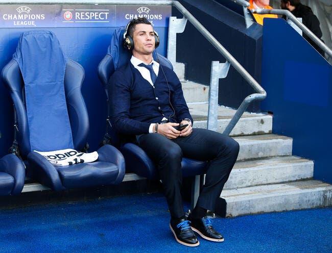 Cristiano Ronaldo face à un choix déchirant