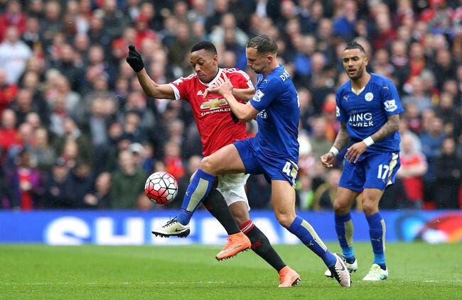 Man Utd repousse (un peu) le sacre de Leicester !