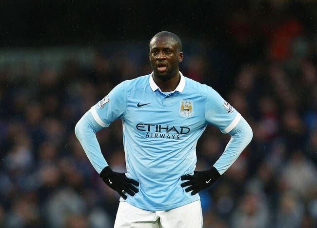 Mercato : Yaya Touré se propose au PSG