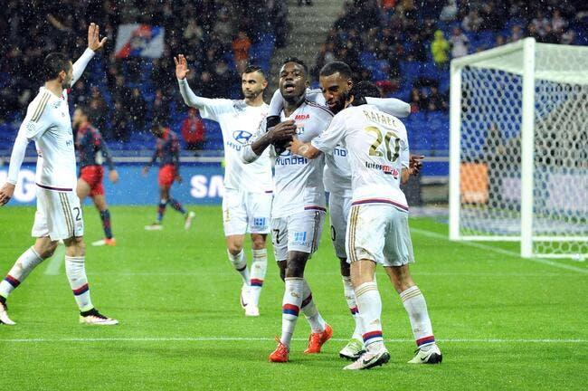 OL : Les effarantes statistiques qui démontrent la forme de Lyon