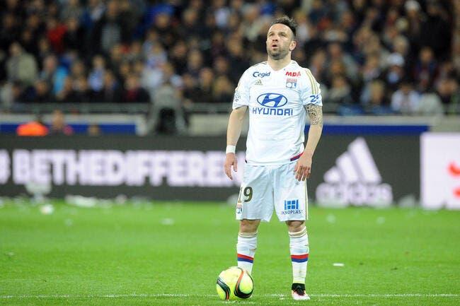 OL : Lyon attend une réponse lundi pour Valbuena