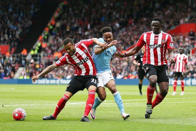 Southampton - Manchester City : 4-2