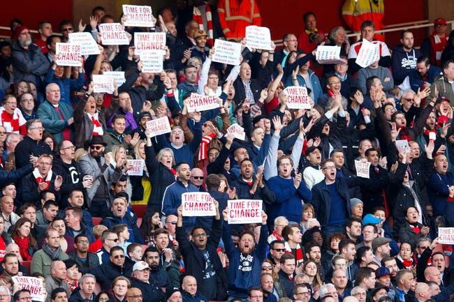 Arsenal : Fronde anti-Wenger, la réponse forte du club !