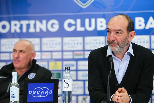 Bastia menacé d'être viré vers la Ligue 2 !