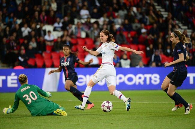 LDC Féminine : L'OL en finale face à Wolfsburg
