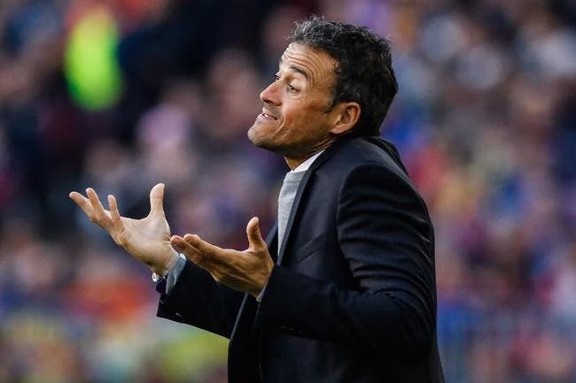 Messi, Suarez, Neymar, Luis Enrique a piqué sa crise au Barça !