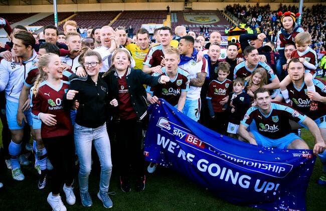 PL : Le Burnley de Joey Barton remonte !