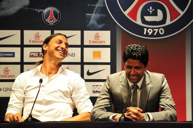 PSG : Ibrahimovic aurait décidé de quitter Paris !