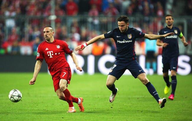 Bayern Munich – Atl. Madrid 2-1
