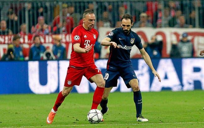 France: Ribéry finit fort… et dans les 23 pour l'Euro?