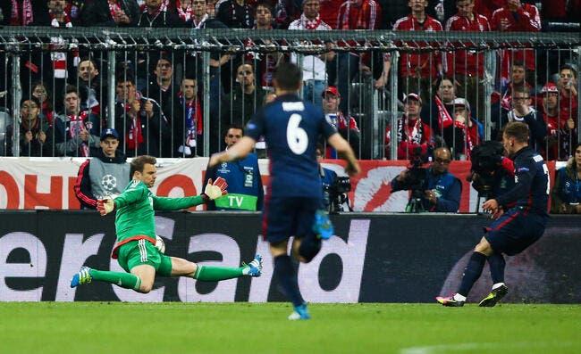 LDC : Griezmann raconte son but face à Neuer